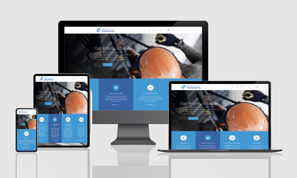 Global-Access-Solutions-Website