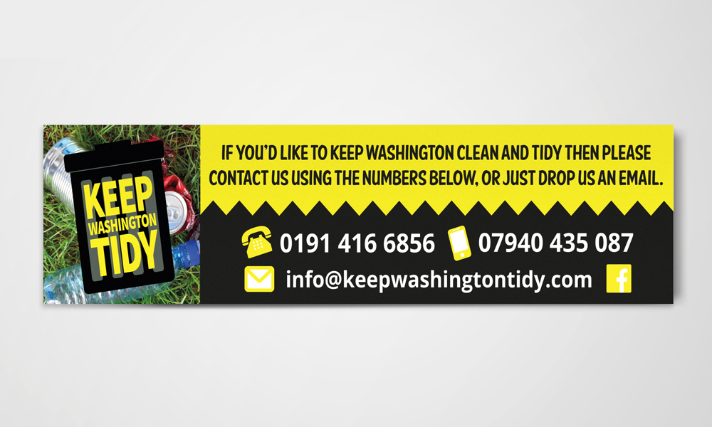 Keep-Washington-Tidy-Vinyl-Banner