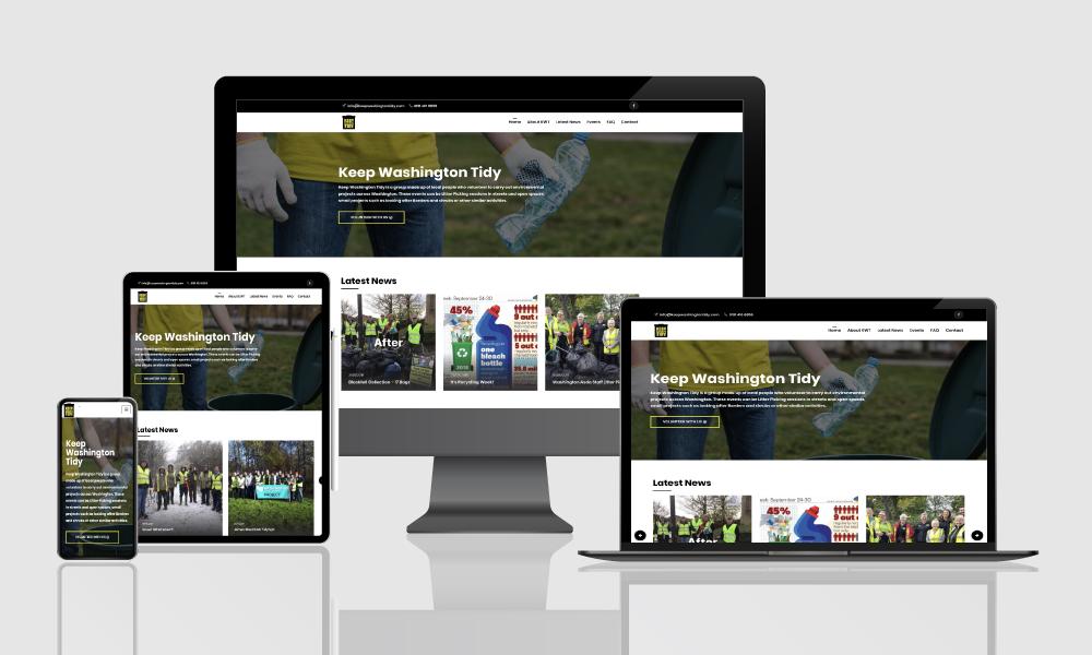 Keep-Washington-Tidy-Website