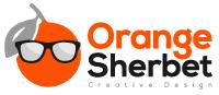 Orange Sherbet Creative Design